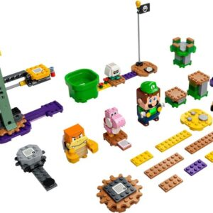 lego super mario adventures with luigi 71387 now available for pre order