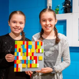legoland discovery centre in melbourne launches range of braille bricks