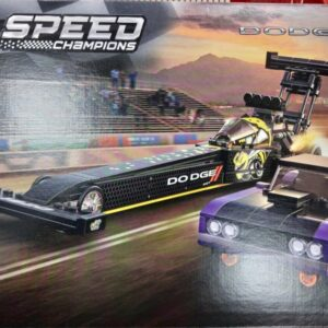 look first images of a new lego speed champions 2021 set has been released