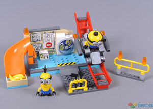 review 75546 minions in grus lab