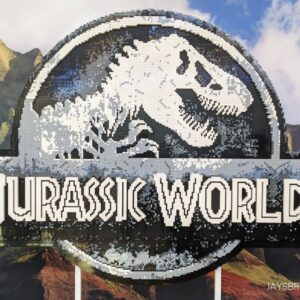 review jurassic world by brickman melbourne an expensive lego jurassic park romp