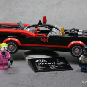 review lego 76188 classic tv series batmobile 2021 version