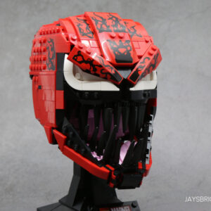 review lego 76199 carnage
