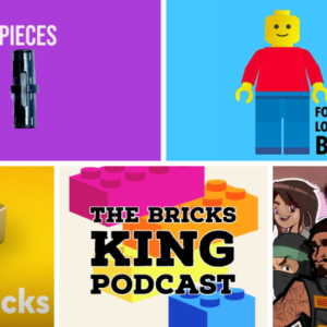the best lego podcasts you should be listening to