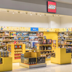 the new lego store in stuttgart germany will welcome fans soon