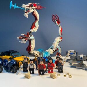 theres a nice surprise waiting in the lego shang chi and the legend of the ten rings sets