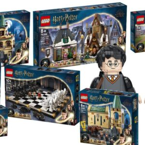 your guide to the new lego harry potter sets coming in summer 2021