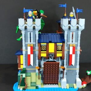first look at the return of lego castle in 2021