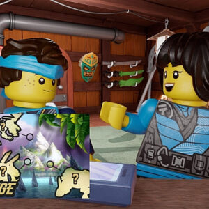 first ninjago vlog series launches today