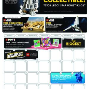 icymi may 2021 lego store calendar out now