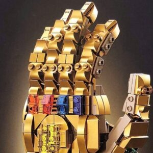 is lego marvel 76191 infinity gauntlet about to set a new record for the lego group