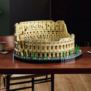 lego 10276 colosseum built in guinness world record setting time