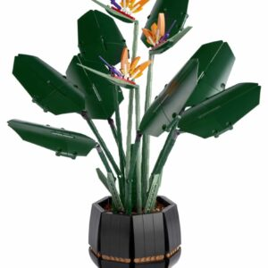 lego 10289 bird of paradise joins the botanical collection