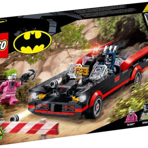 lego batman classic tv series batmobile review