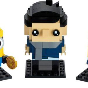 lego brickheadz minions now available at legos online store