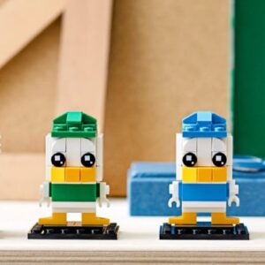 lego brickheadz summer sets listed on official online store