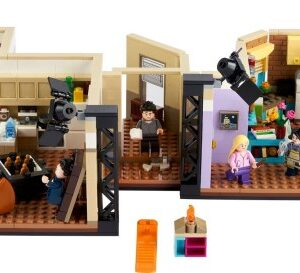 lego friends the apartments 10292 officially revealed