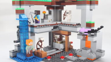 lego minecraft 21169 the first adventure review