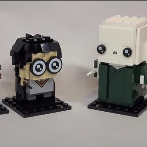 new lego harry potter brickheadz revealed