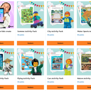 new vip rewards and subscription deal added to official online lego store