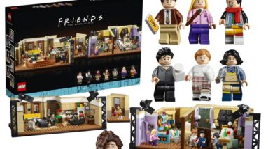 official reveal of lego 10292 f r i e n d s apartments