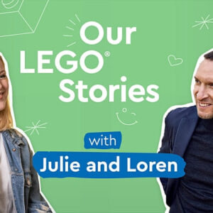 our lego stories podcast series episode 2