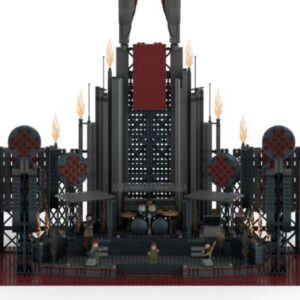 rammstein stadium tour removed from lego ideas first 2021 review
