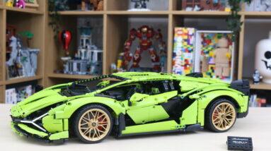 save a huge 120 on lego technic 42115 lamborghini sian fkp 37 with zavvi