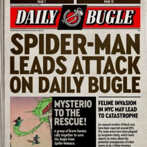 the lego group is starting to tease marvel 76178 daily bugle