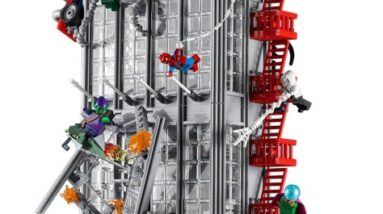 the lego marvel daily bugle 76178 now available for early vip release