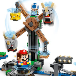 a lego super mario summer set is taken straight from the games