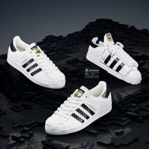 adidas lego superstar sneakers lego set coming