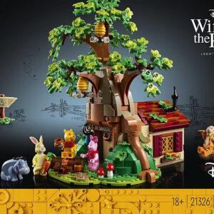 brick breakdown lego ideas winnie the pooh