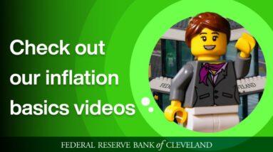 cleveland bank uses lego minifigures to explain inflation