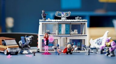 how to upgrade the new lego marvel scarlet witch minifigure