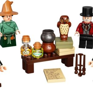 icymi new lego harry potter wizarding world minifigure accessory set 40500 now listed at lego com
