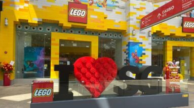 largest lego store in south east asia opens soon