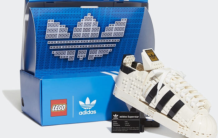 lego adidas superstar sneakers review