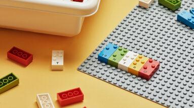 lego braille bricks nominated for design award