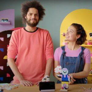 lego dots designer video explores 41938 creative designer box
