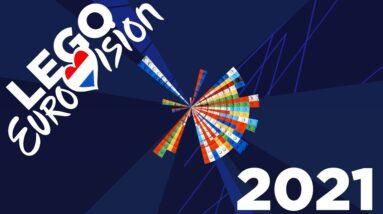 LEGO: EUROVISION 2021