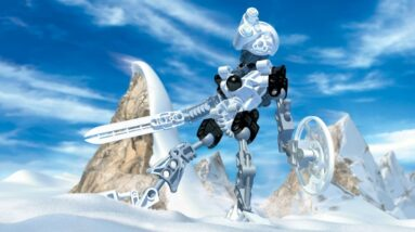 lego group designed bionicle to be as big as star wars