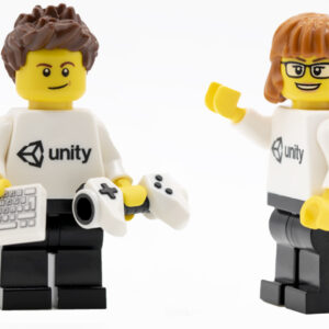 lego ideas x unity contest games played live today
