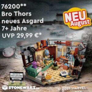 lego marvel bro thor new asgard set revealed