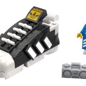lego mini adidas originals superstar 40486 promotional officially revealed