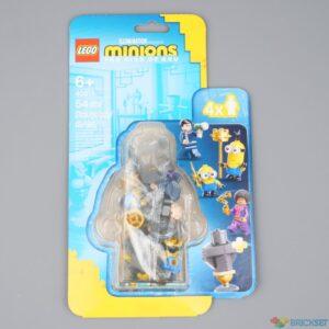 lego minions kung fu training minifigure pack 40511 revealed