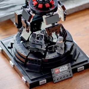 lego star wars 75296 darth vader meditation chamber has been on the cards for years