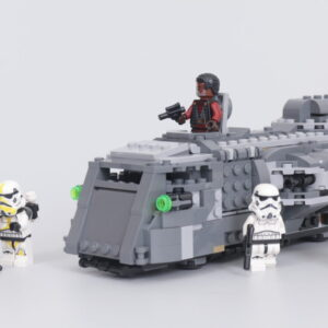 lego star wars 75311 imperial armored marauder review no battle packs would be no problem