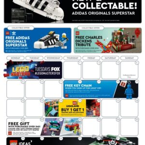 lego store july 2021 promotional calendar now up