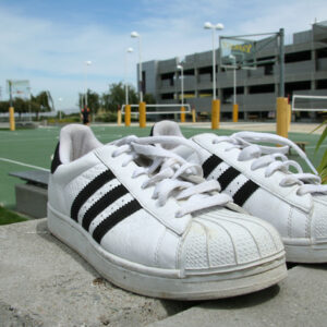 lego teases buildable lego adidas superstar 10282 trainer set